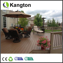 Decking Eco-Amigável de WPC (decking de WPC)